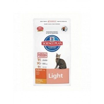 Hills Feline Adult Light con Pollo 10kg