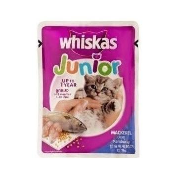 Whiskas Pockets Junior Pollo 400g (x1)