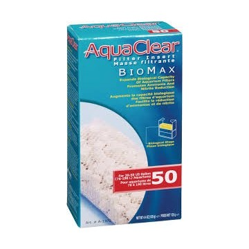 Aquaclear Biomax 50