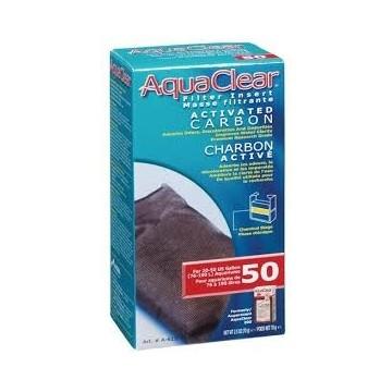 Aquaclear 50 Carga Carbón (200)