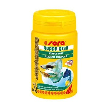 Sera Guppy Gran 250 ml