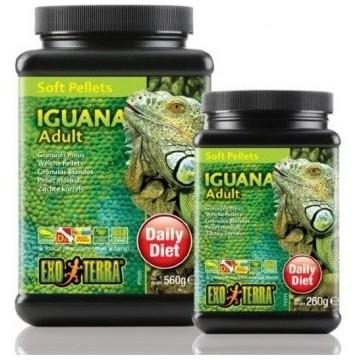 Exo alimento Iguana adulto 240gr