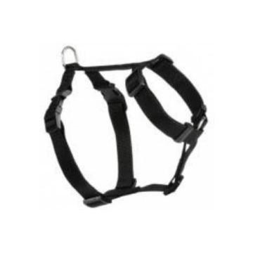Arnés nylon ajustable negro Talla 65
