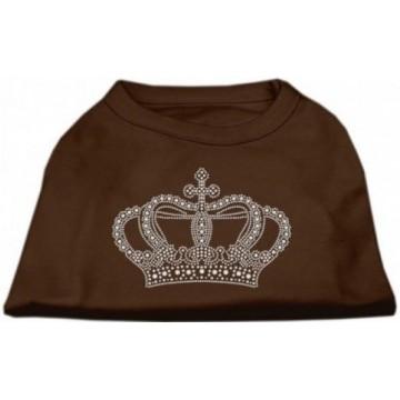 Camiseta Corona marrón Talla M