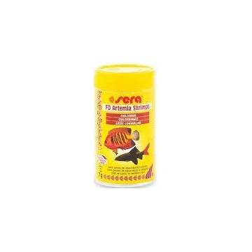 Sera FD Artemia Shrimps 250 ml (16 g)