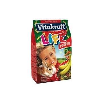 Vitakraft Life Conejos Enanos 600g