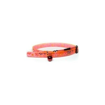 Collar Kitty Rogz Rojo
