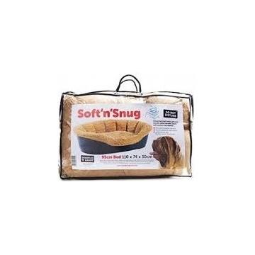 Soft & Snug cubre cama 95 cm