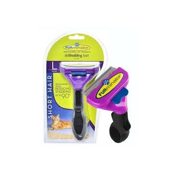 Furminator Medium/Large Cat Short Hair