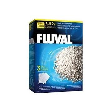 Fluval Removedor Amonio 3x180 grs