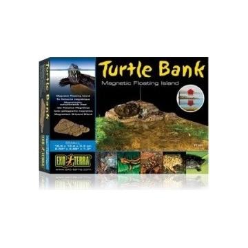Exo isla para tortuga magnetica - grande