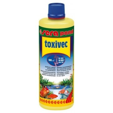 Sera Pond Toxivec (500 ml)