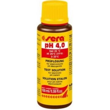 Sera Solución de Comprobación de pH 4,0