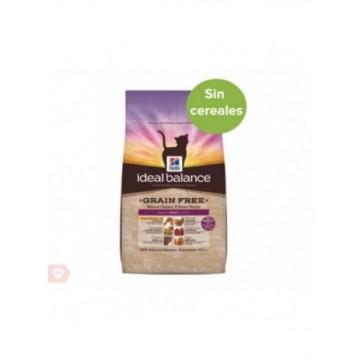 Hills IB Feline Adult No Grain Pollo y Patata 2Kg