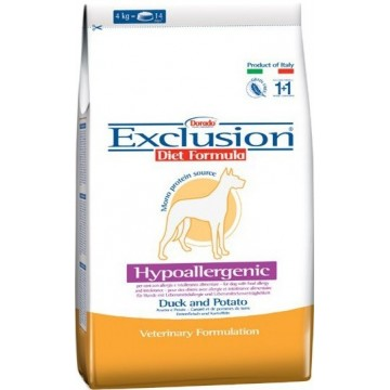 Exclusion Hypo Pato Patata perro Pq. 2Kg