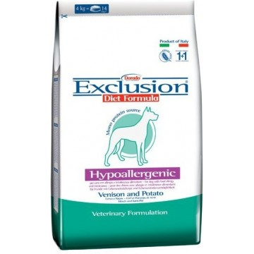 Exclusion Hypo Venado Patata perro Pq. 2Kg