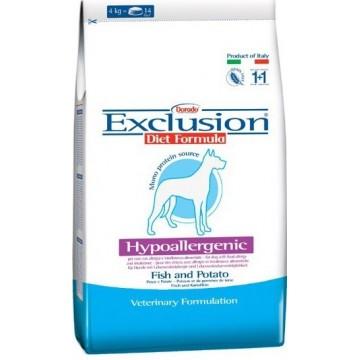 Exclusion Hypo Pescado Patata md/gde 3Kg