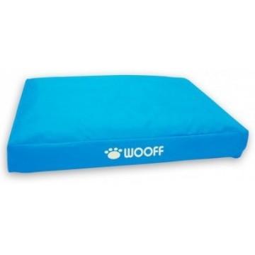 Wooff Colchon Box Aqua M 55x75x15cm