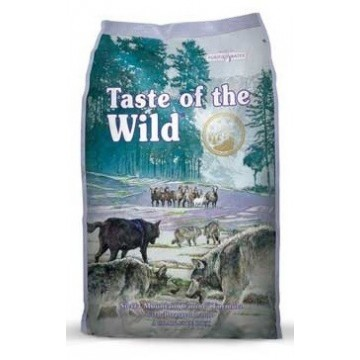 Taste of the wild Sierra Mountain perros 13kg