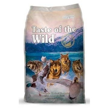 Taste of the wild Wetlands perros 13kg