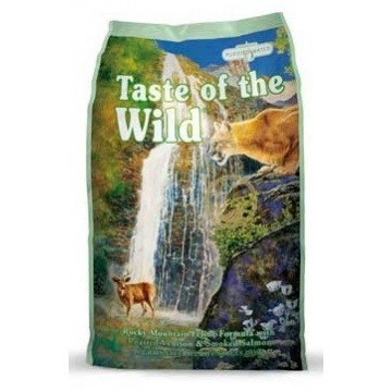 Taste of the wild Rocky Mountain gatos 2kg