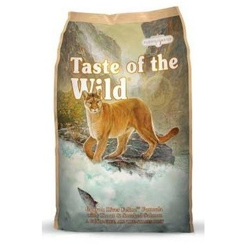 Taste of the wild Canyon River gatos 7kg
