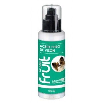 Fruit for Pets Aceite de Vison Puro 125 ml