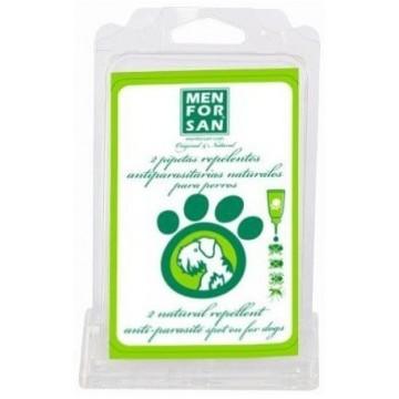 Menforsan Pipeta antiparasitaria para perros 4und
