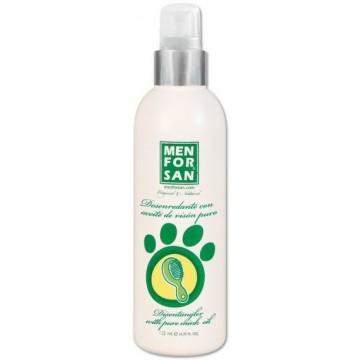 Menforsan Desodorante para perros y gatos 125 ml