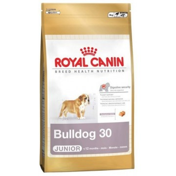 Royal Canin Bulldog Junior 30 12 kg
