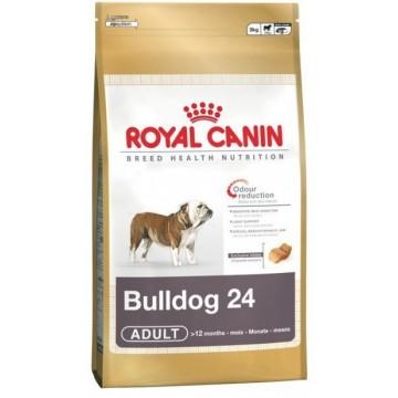 Royal Canin Bulldog 24 12 kg