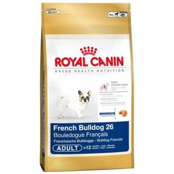 Royal Canin French Bulldog 26 3 kg