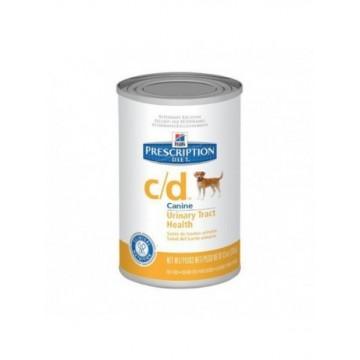 Hills Diet Canine c/d (12x370 gr)