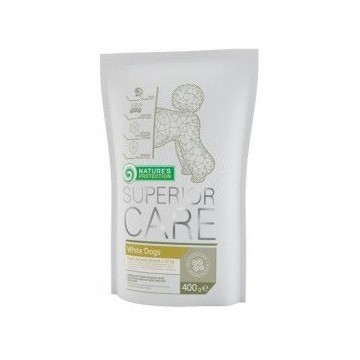 Nature´s Protection White Dog Small 400gr