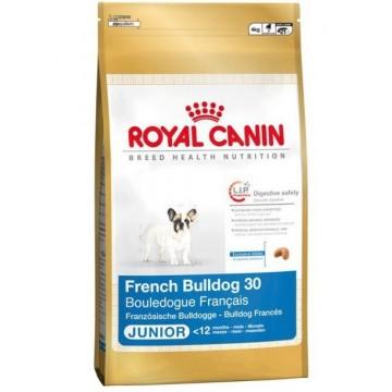 Royal Canin French Bulldog Junior 30 3 kg