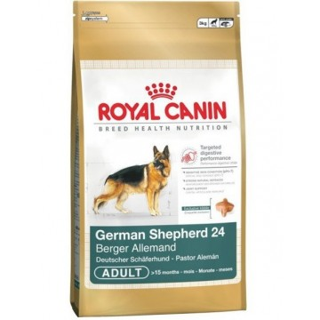 Royal Canin German Shepherd Adult 24 12 kg + 2 kg