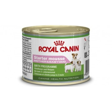Royal Canin Starter Mousse (12 x 195gr)