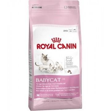 Royal Canin Feline Babycat 34 2 kg