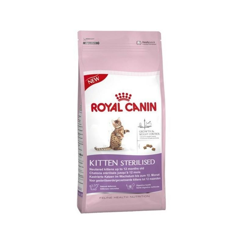 Royal Canin Feline Kitten Sterilised 2