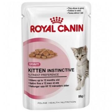 Royal Canin Kitten Instinctive 12 (12 x 85 gr)