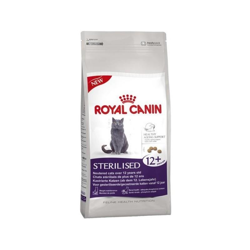 Royal Canin Feline Sterilised 12+ 0,4 kg
