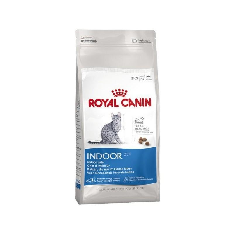 Royal Canin Feline Indoor 27 4
