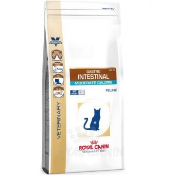 Royal Canin Diet Feline Gastro Int Mod Cal 2kg