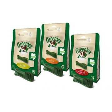 Greenies Regular Bolsa 12 uds 340g