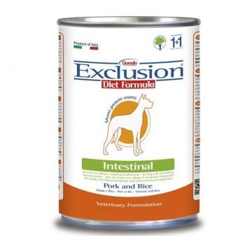 Exclusion Intestinal Cerdo Arroz 400gr Lata (x1)