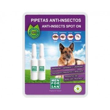 Menforsan pipeta antiparasitaria perros 2ud