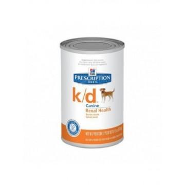 Hills Diet Canine k/d (12x370 gr)