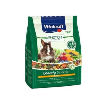 Vitakraft Emotion Beauty Conejo Enano 600gr