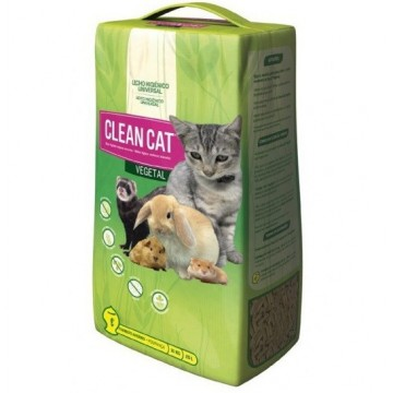 Clean Cat Vegetalia 10 kg