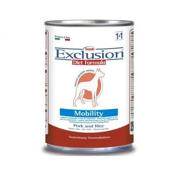 Exclusion Mobility Cerdo Arroz 400gr Lata (x1)